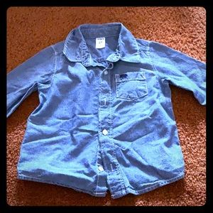 Carter's Blue Top 24 Months
